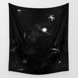 Gravity 3.0 Wall Tapestry