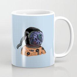 Sea Astronaut Coffee Mug