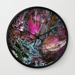 Purple Drank Wall Clock