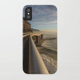 Railing iPhone Case