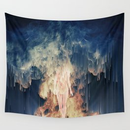 ascension and descent Wall Tapestry
