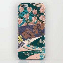 Flower Textures 03 iPhone Skin