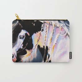 Gypsy Vanner Beauty Carry-All Pouch