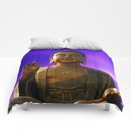 Buddha Blue Dawn Comforters