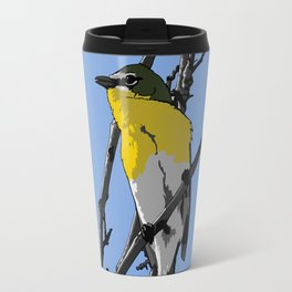 Yellow-breasted Chat Travel Mug