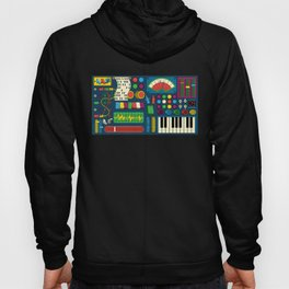 Magical Music Machine Hoody