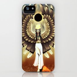 The Great Mother - Isis iPhone Case