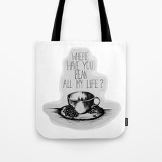 Long Lost Coffee Tote Bag