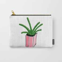 Water Your Plants Carry-All Pouch