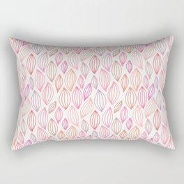 floral (45) Rectangular Pillow