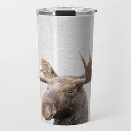Moose - Colorful Travel Mug