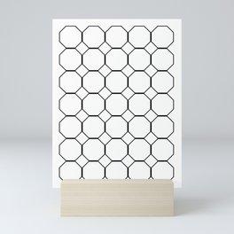 Honeycomb Mini Art Print