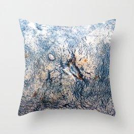 Cirrus Clouds: Close up #3 Throw Pillow