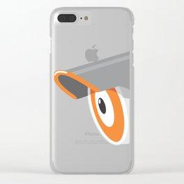 sp.eye Clear iPhone Case