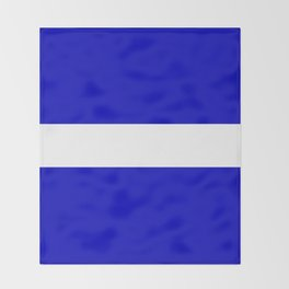 EMS: The Thin White Line Throw Blanket
