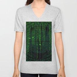 Matrix (1) Unisex V-Neck