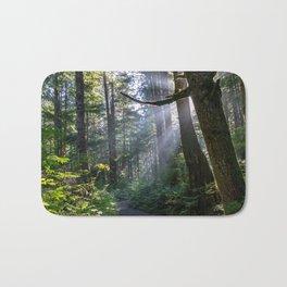 Rain Forest at La Push Bath Mat