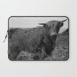 Highland cow II Laptop Sleeve