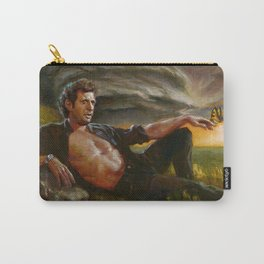 Ian Malcolm: From Chaos Carry-All Pouch