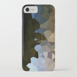 The polygon solitude  iPhone Case