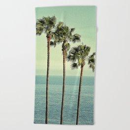 Three Day Weekend Beach Towel