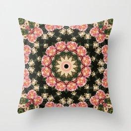 Joey Kaleidoscope Throw Pillow