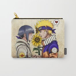 Naruto and Hinata Carry-All Pouch