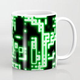 Neon abstract Coffee Mug