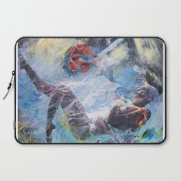 Drowning in Plastic Laptop Sleeve