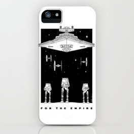 For The Empire iPhone Case