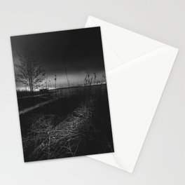 On the wrong side of the lake 11 Stationery Cards