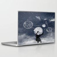 atlas Laptop & iPad Skins featuring Atlas by Slug Draws