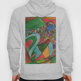 Flying, Floating, Animal, Object Hoody