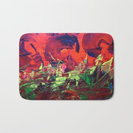 Colored Day Bath Mat