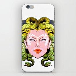 Medusa The Gorgon iPhone Skin