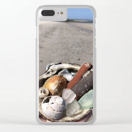 Beachcomber Clear iPhone Case