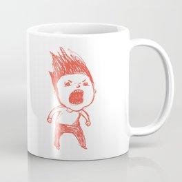 Angry Guy Coffee Mug