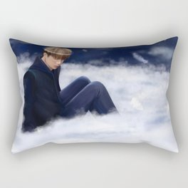 BTS - Jin Rectangular Pillow