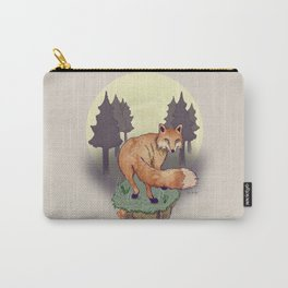 Snoqualm Fox Carry-All Pouch
