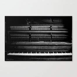 PLAY Canvas Print