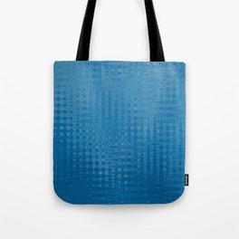 Karma-blue Tote Bag