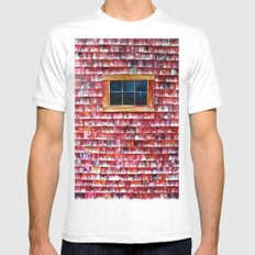 The Boathouse Mens Fitted Tee White MEDIUM