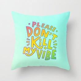 Kendrick Lamar for Kids Throw Pillow