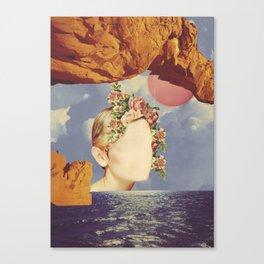 COSMIC PORTRAITS//03 Canvas Print