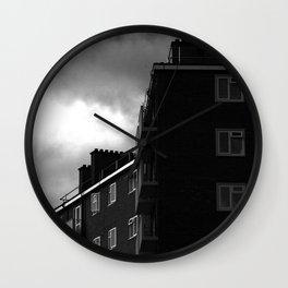 Tottenham Flats Wall Clock