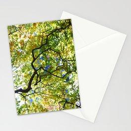 Arboretum Tree Stationery Cards