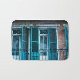French Quarter Blues, No. 1 Bath Mat