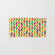Wave Pattern Hand & Bath Towel
