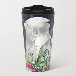 Raven Moon Magick Travel Mug