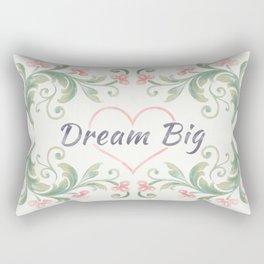 Dream Big Rectangular Pillow